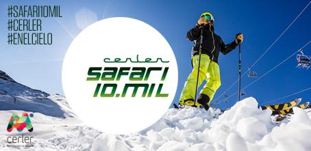 safari 10000 metros