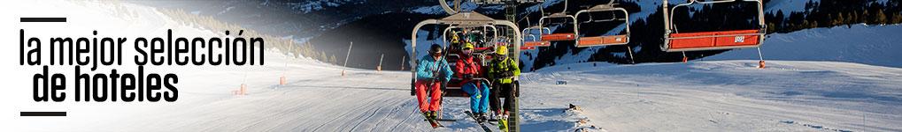 mejores hoteles esqui cerler