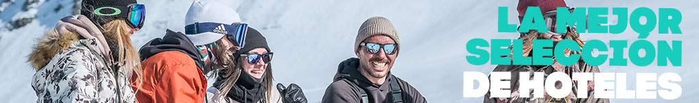 mejores hoteles esqui Formigal - Panticosa