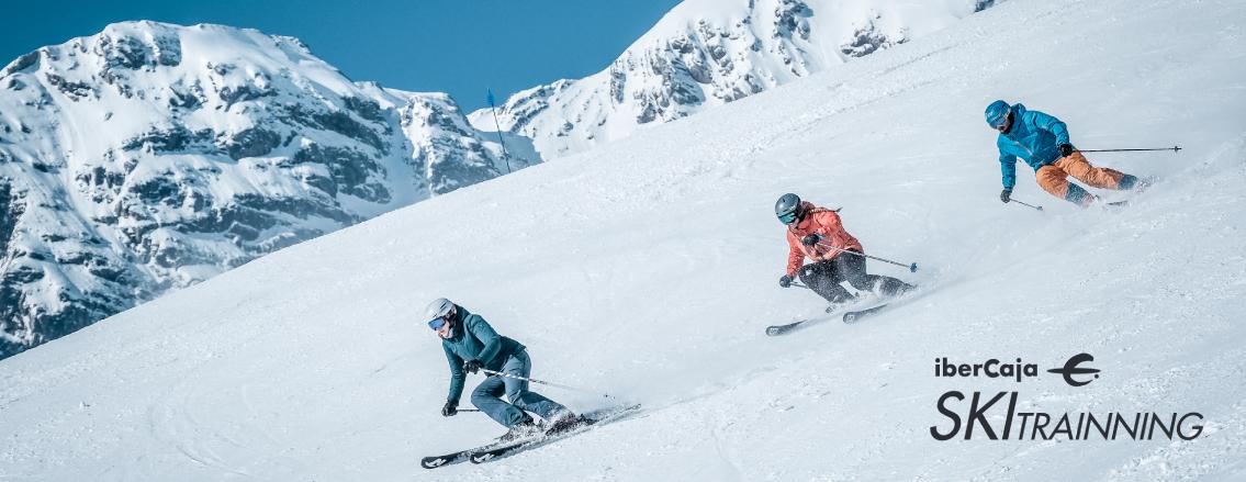 ski trainning formigal panticosa