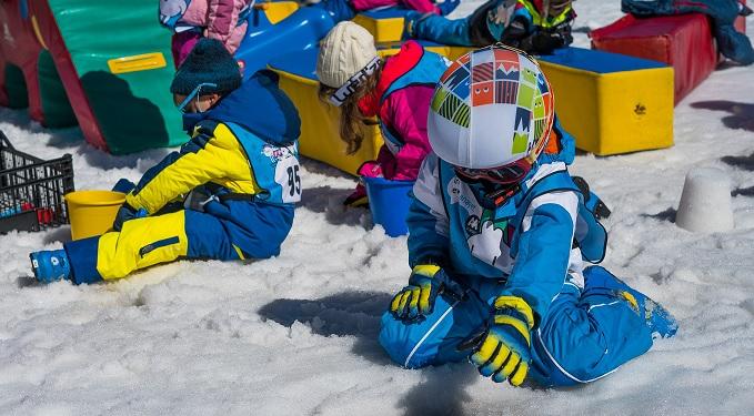 jardin nieve-guarderia esqui formigal panticosa