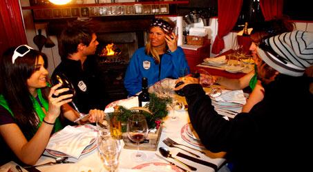 restaurant glera Formigal
