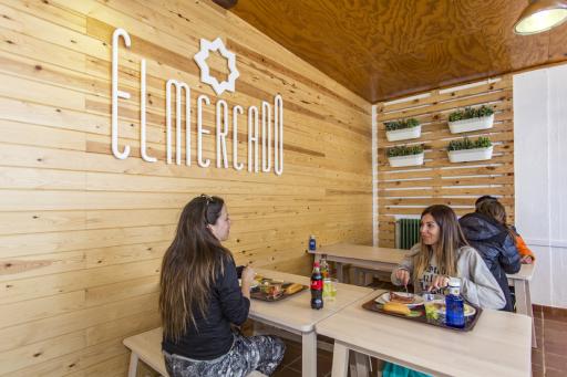 Restaurante el MERCADO Javalambre