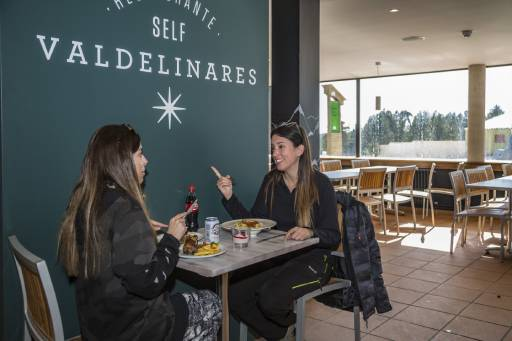 restaurante self Valdelinares
