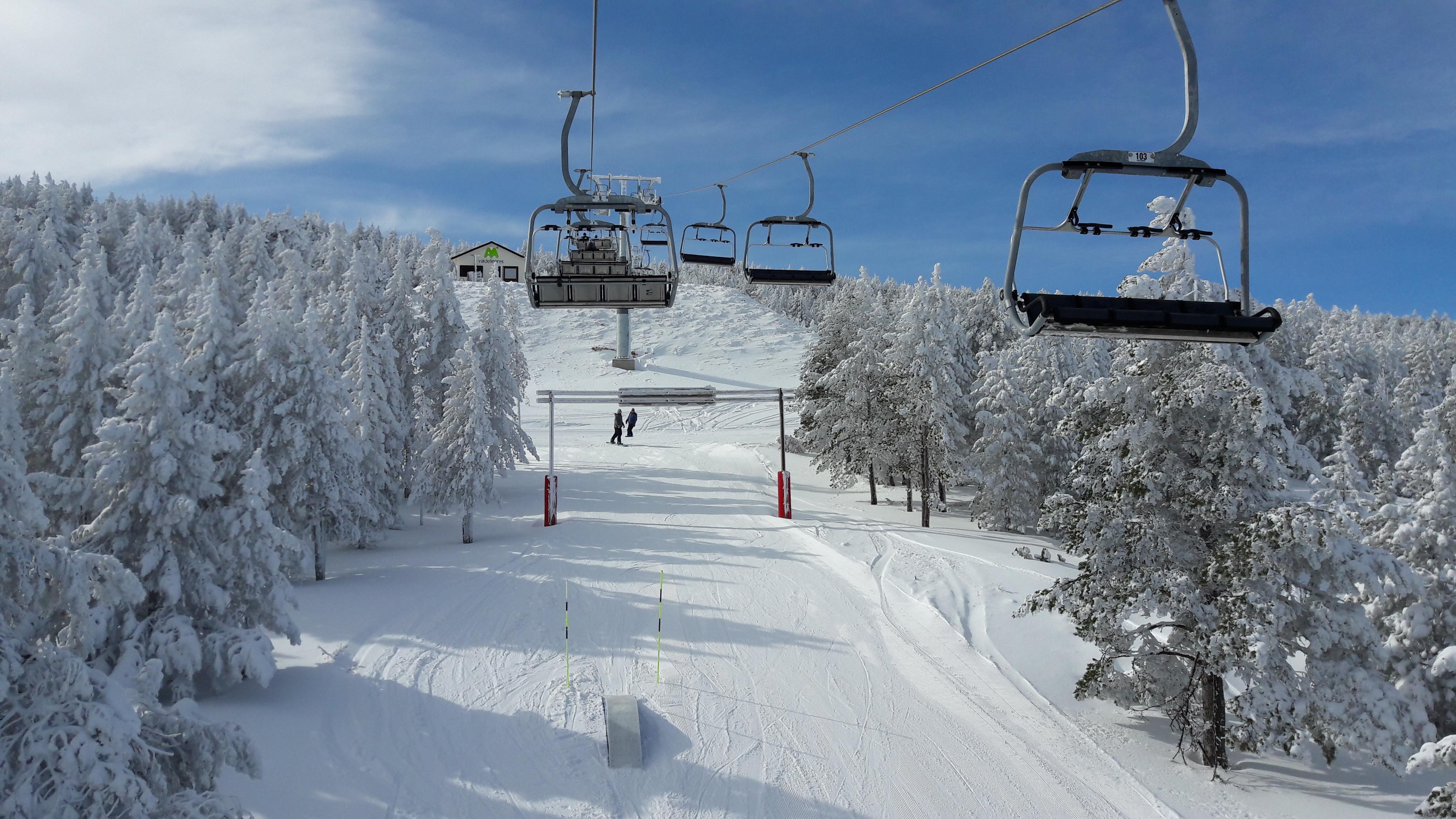 Snowpark Valdelinares